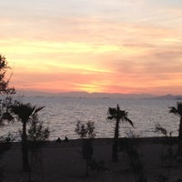 Photo taken at Flisvos Marina by Adriana T. on 11/3/2012