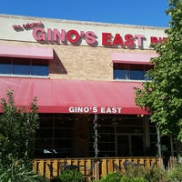 Photo taken at Gino's East by James H. on 9/20/2016