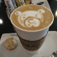 Photo taken at Garat Café Reforma by Solano S. on 8/14/2013