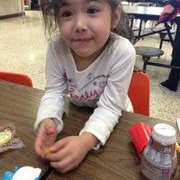 Photo taken at Jennie Reid Elementary by Tabitha C. on 2/1/2013