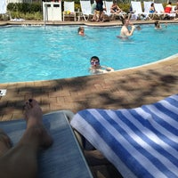Photo taken at Poolside @ Marriott Harbour Lake by Krissy D. on 3/31/2013