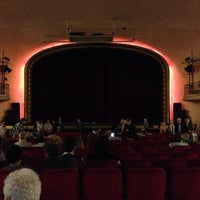 Photo taken at Teatro Alfieri by Dany D. on 5/18/2014