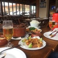 Photo taken at Don Blas Bar e Restaurante by Sandra Regina Umbelina O. on 7/1/2017