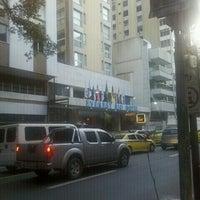 Das Foto wurde bei Everest Rio Hotel von Bruno R. am 10/10/2012 aufgenommen