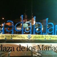 Foto tomada en Plaza de Los Mariachis por Gabika H. el 10/12/2012