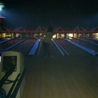 Photo taken at Xcalibur Bowling Centre by Emma R. on 12/29/2012
