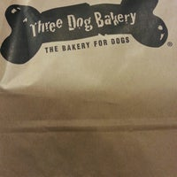 Photo taken at Three Dog Bakery Inc. by Tammy M. on 9/21/2013