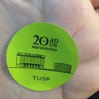 Foto tirada no(a) Teatro da Universidade de São Paulo (TUSP) por Giselly C. em 10/2/2013