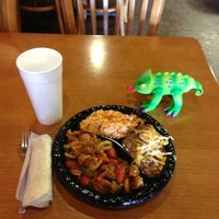 Photo taken at Habaneros Mexican Grill by R on 10/6/2012