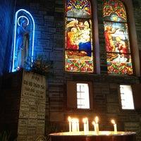 Photo taken at Saigon Notre-Dame Basilica by MaKs S. on 12/29/2012