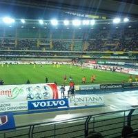 Foto scattata a Stadio Marc'Antonio Bentegodi da Massimo R. il 9/27/2012