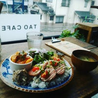 Photo taken at TAO CAFE by enon6341 on 1/31/2016