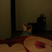 Photo taken at Royal Orchid Thai Massage by James D. on 10/21/2012