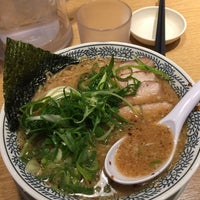 Photo taken at 丸源ラーメン 出雲店 by Alex C. on 1/11/2015