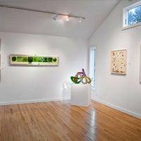 Photo taken at Elena Zang Gallery by Lisa K. on 2/6/2015