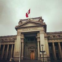 Photo taken at Palacio de Justicia de Lima by Carlos A. on 6/22/2013