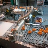 Photo taken at Krispy Kreme Doughnuts by ray d. on 6/19/2014