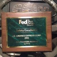 Photo taken at FedEx Ground/Customer Pickup by Jason B. on 10/10/2013
