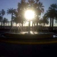 Photo taken at Plaza Pedro el de los Majaras by Rafa S. on 8/7/2013