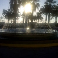 Photo taken at Plaza Pedro el de los Majaras by Rafa S. on 8/14/2013
