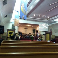Photo taken at North Side Church of God by Gerald F. on 8/10/2013