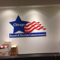 Photo taken at Chicago Board of Elections by Gerald F. on 10/7/2015