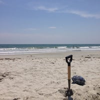 Photo taken at Pawleys Island Beach - 2nd Ave by Jim S. on 8/14/2014