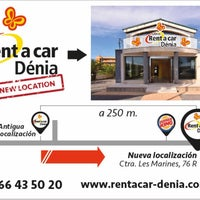 Photo taken at Rent a Car Dénia by Domingo R. on 4/29/2016