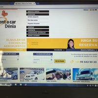 Photo taken at Rent a Car Dénia by Domingo R. on 3/18/2016