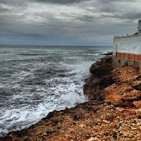 Photo taken at Cala Mena by Domingo R. on 11/17/2013