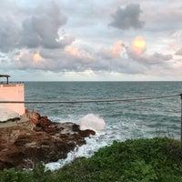 Photo taken at Cala Mena by Domingo R. on 12/8/2016