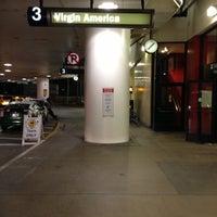 Photo taken at Terminal 3 by Anastasia C. on 5/23/2013
