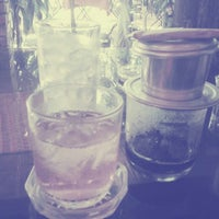 Photo taken at Rieng Mot Goc Troi Coffee by Meat F. on 4/6/2013