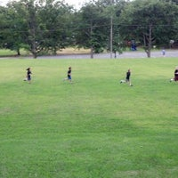Photo taken at Football Practice by James S. on 8/5/2013