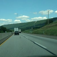 Photo taken at I-76 (PA Turnpike) by James S. on 8/16/2013