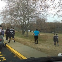 Photo taken at Football Practice by James S. on 11/17/2013