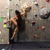 Photo taken at Red Rock Climbing Center by Lizy on 6/24/2017