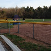 Photo taken at Lakes Athletics Baseball Fields by Brent on 5/4/2013