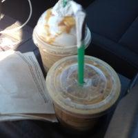 Photo taken at Starbucks by Geraldina R. on 10/14/2012