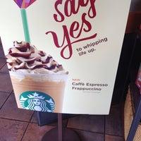 Photo taken at Starbucks by Geraldina R. on 5/9/2014