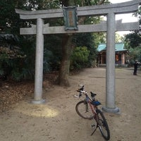 Photo taken at 熊野神社 by いーさん on 12/27/2014