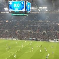 Photo taken at Glückauf-Club VELTINS-Arena by Birgit R. on 11/6/2016