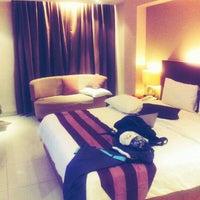 Photo taken at Anggrek Shopping Hotel by Dimas W. on 11/30/2012