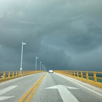 Photo taken at Puente Zacatal by Paye T. on 9/6/2014