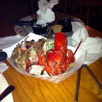 Photo taken at Russ & Marie's Marconi Beach BBQ & Seafood Restaurant by Missy M. on 9/5/2013