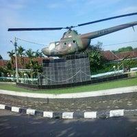 Photo taken at Pangkalan TNI AU Atang Sendjaja by Ira I. on 3/20/2013