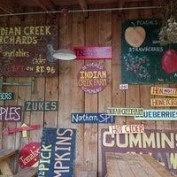 Photo taken at Indian Creek Farm by Nina C. on 9/9/2017