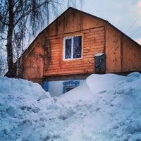 Photo taken at Дорогино by Дмитрий С. on 3/14/2013