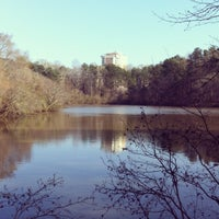 Photo taken at Lullwater Preserve by Valentin L. on 3/28/2013