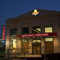 Photo taken at Spotlight Theatres Front Street 4 Theatre & Bistro by Chris D. on 11/20/2012